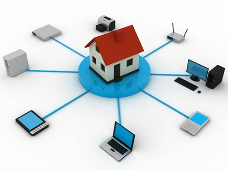 Installation and configuration of home and small business networks.