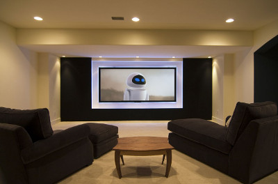 Professional Audio/Video installation